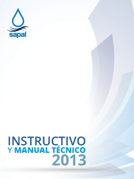 Instructivo manual y técnico 2013