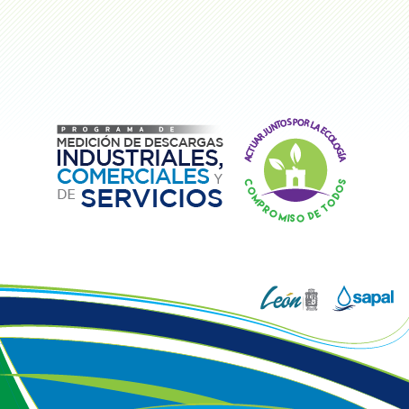 Mediciones de descargas industriales, comerciales y de servicios