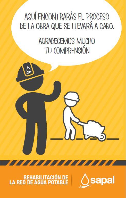 Proceso Rehabilitación de la Red de Agua Potable.